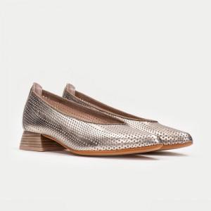 Kožené topánky Hispanitas
