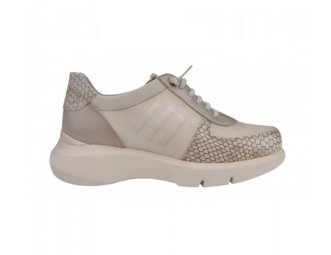 Dámske kožené sneakersy Hispanitas