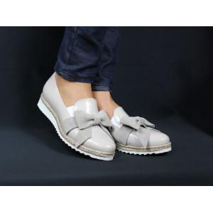 Topánky s mašličkou
