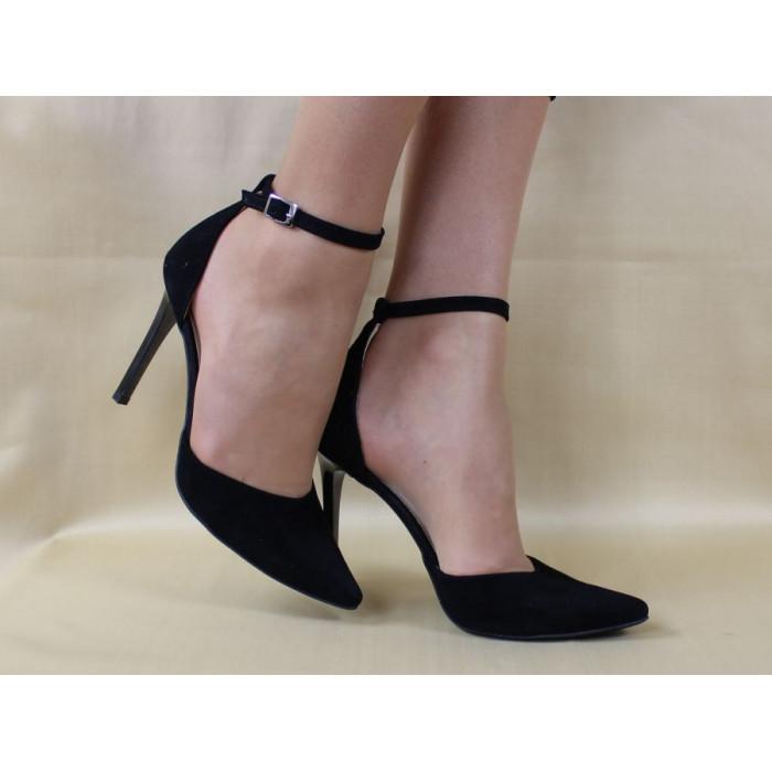 7b362b7a457db Elegantné remienkové topánky