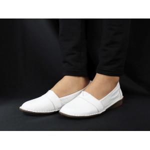 Pohodlné kožené topánky s ohybnou podrážkou