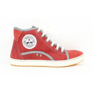 Kožené zimné topánky 78920