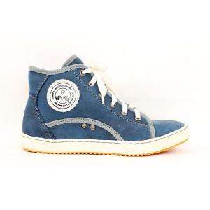 Kožené zimné topánky 3515