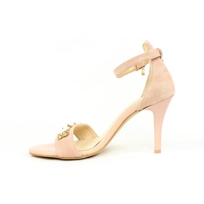 8ea1315aa1ed Letné elegantné sandále na podpätku 17 10318