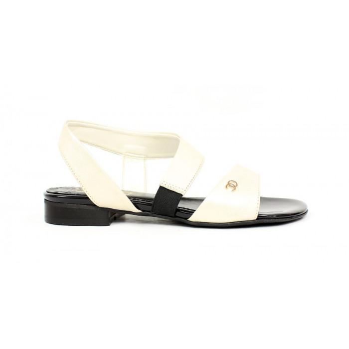 d20cbe44e8176 Kožené nízke sandále 17 10315