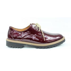 Lakované kožené topánky 764