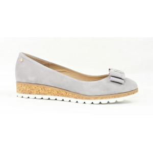 Elegantné topánky s ozdobnou sponou
