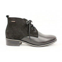 Kotníkové topánky na zips 17 10541