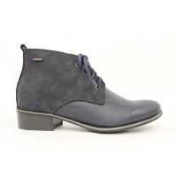 Kotníkové topánky na zips 17 10540