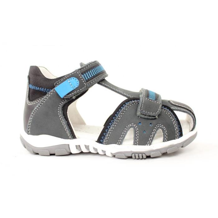 72f045066d87 Detské kožené sandále Protetika 17 10149