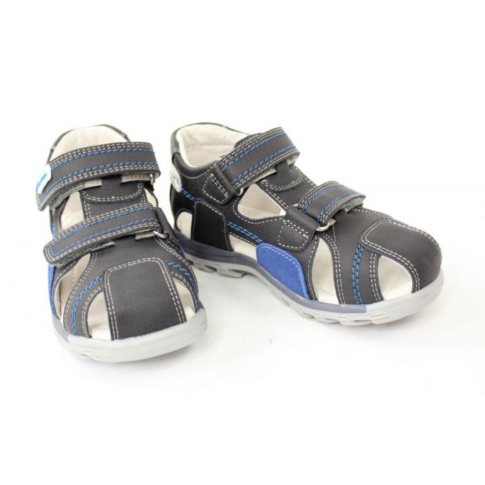 bc49f05180ca Detské kožené sandále Protetika 17 10147