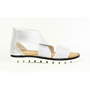 Elegantné gumičkové sandále 17 10398