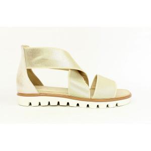 Elegantné gumičkové sandále 17 10397