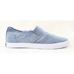 Dámske Jeans plátenky 17 10083