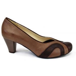 Hnedé topánky 2857