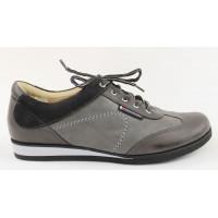 Dámska sivá športová obuv 3261