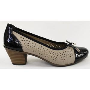 Pohodlné topánky Rieker 1021