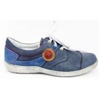 Tmavomodrá obuv 133