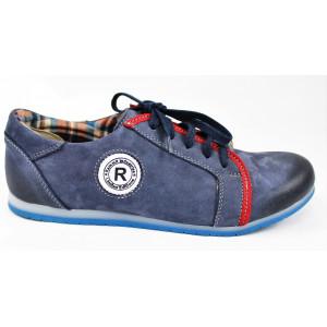 d10edf06b7 Tmavomodré dámske topánky 9243