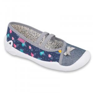 Detské papuče pre dievčatká