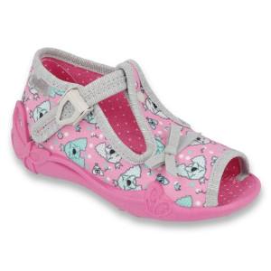 Papučky - sandálky Papi