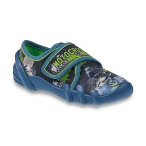 Detské plátené papuče