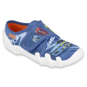 Detské papuče na suchý zips