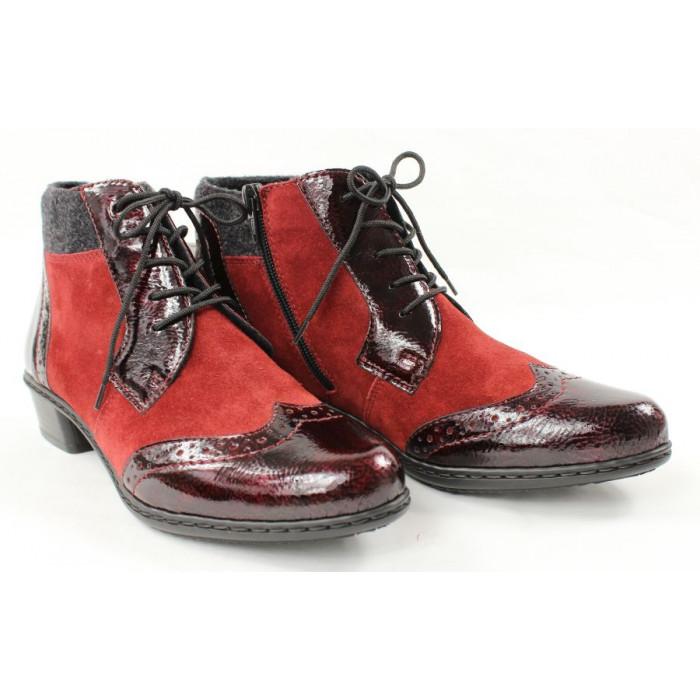51e694f3ade8 Pohodlné topánky Rieker 6972