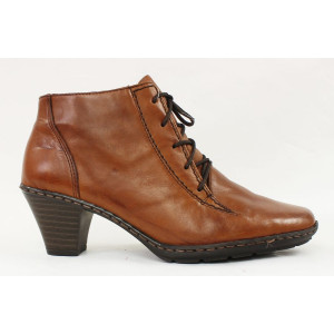 Nízke vyteplené topánky Rieker 2845