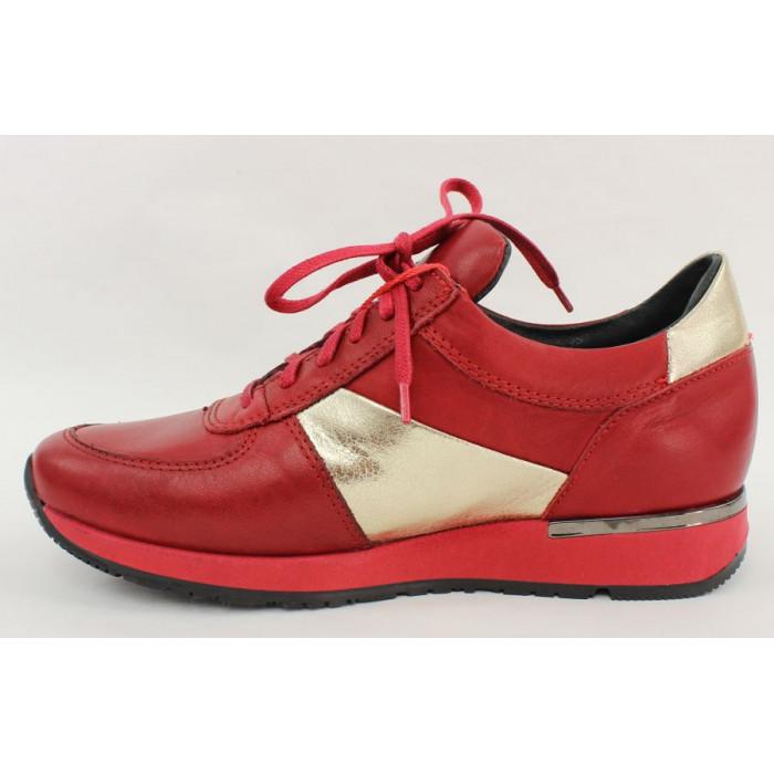 4cce5e7ca Výrazné topánky so zlatým doplnkom 6878