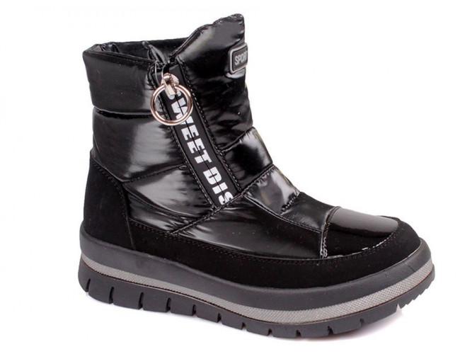 Dievčenské zimné topánky