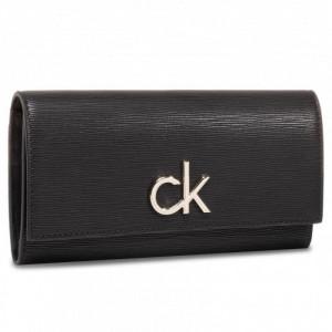 Dámska peňaženka CK čierna