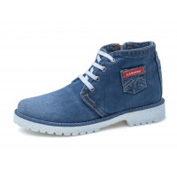Jeansové dámske topánky 19 70041