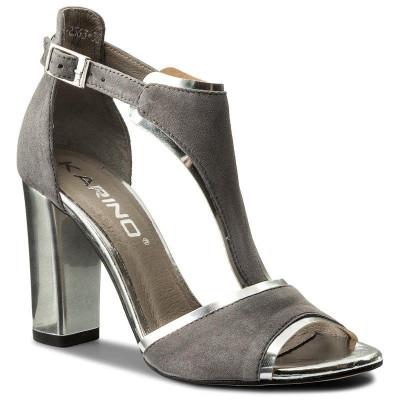 Dámske kožené sandále KARINO 19 70017