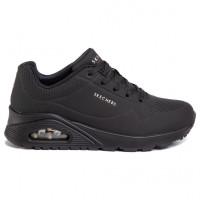 Dámska rekreačná obuv SKECHERS-Uno Stand On Air black