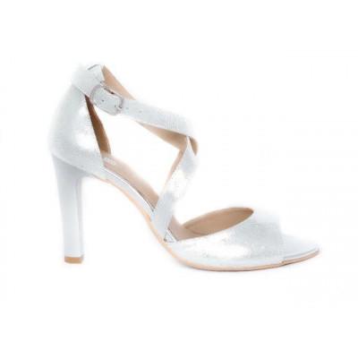 Dámske kožené sandále KLIMPOL
