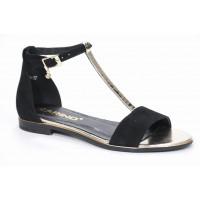 Dámske kožené sandále KARINO