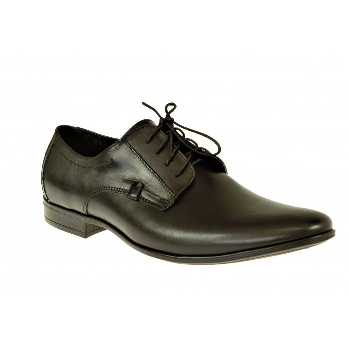 24475113852f3 Elegantné pánske kožené topánky