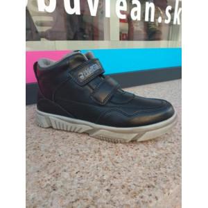 Chlapčenské vyteplené topánky