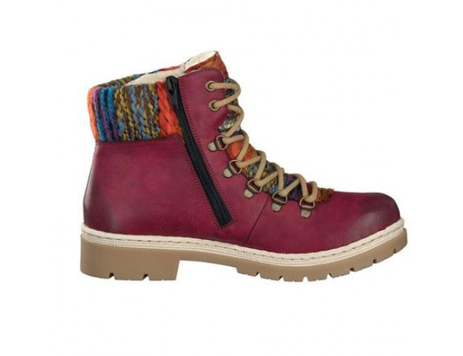 Dámske zimné topánky Rieker