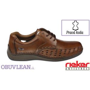 Kožené topánky 799