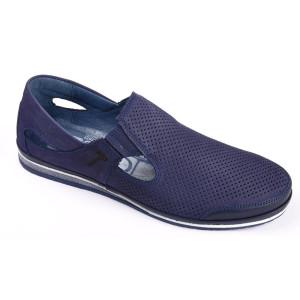 Pánske kožené topánky