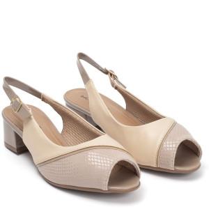 Dámske sandále Piccadilly na nízkom opätku