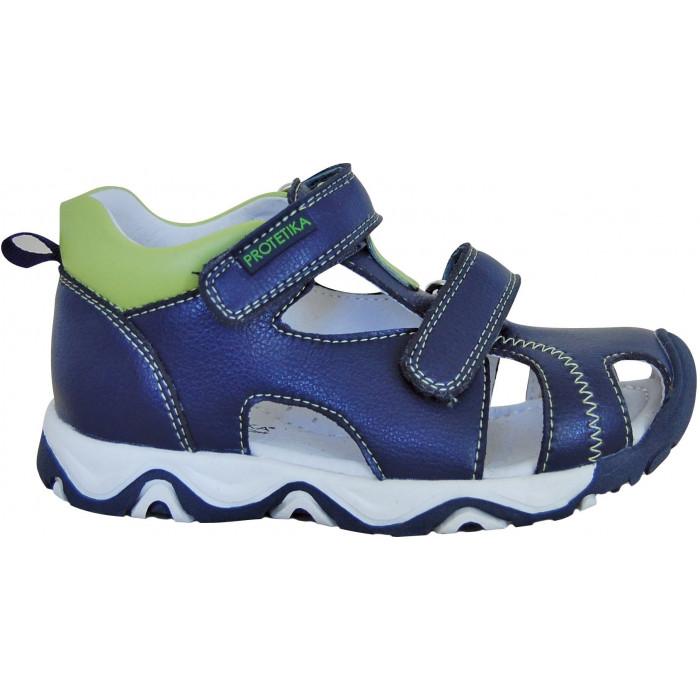 fdedcaf4c6d3 Detské kožené sandále Protetika sparky