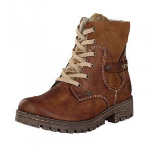Dámske šnurovacie topánky Rieker
