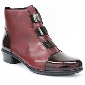 Dámske členkové topánky Rieker