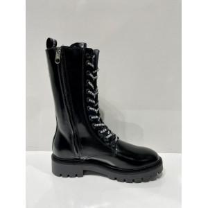 Dámske vysoké topánky Calvin Klein