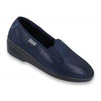Dámska obuv HELA v modrej farbe