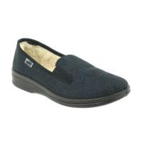 Pánske zateplené papuče