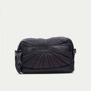 Hispanitas mini kabelka čierna